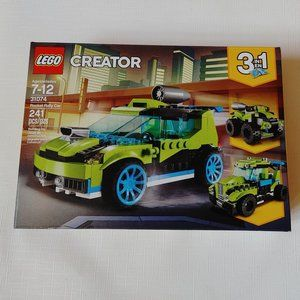 LEGO Creator Rocket Rally Car 31074 NEW Sealed